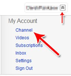 * Setting Up Your YouTube Channel and Customizing It*