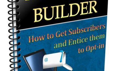 *How to Get Subscribers and entice them to Opt-in*