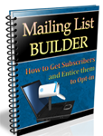 mailing list builder ezine small