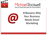 "*""Video"" 8 Reasons you should be using email marketing"""